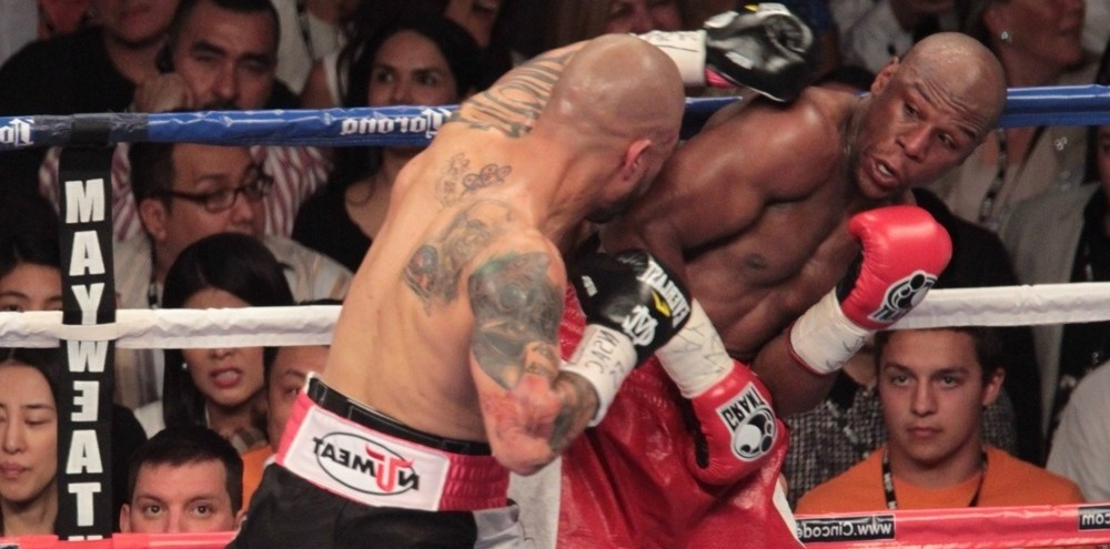 Floyd Mayweather vs Miguel Cotto